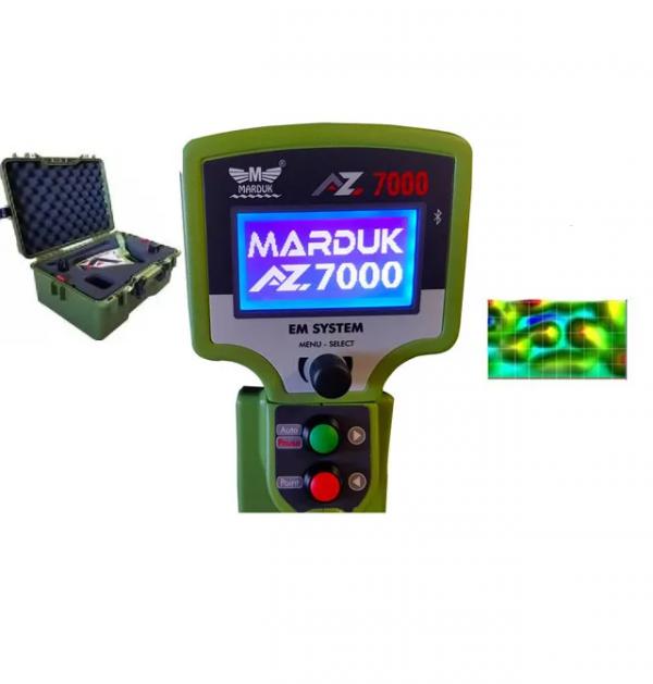 Marduk Az 7000 Yer Altı Görüntüleme Radarı